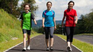 Olahraga Jalan Kaki Untuk Mengurangi Obesitas
